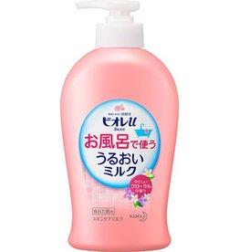 Biore Biore弱酸性角質滲透保濕身體乳300ml 花香