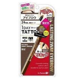 K- Palette K- Palette 1 Day Tattoo 兩用液體眉筆 NS 101