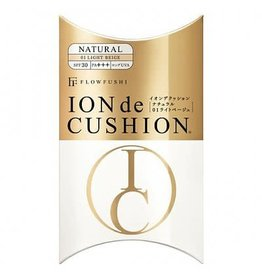 Furofushi Ion De Cushion 氣墊粉餅金色自然款02自然