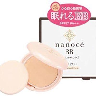 石澤研究所 Nanoche Bb 透明美肌遮瑕保濕粉餅 健康肌膚色no.2