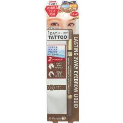 K- Palette K- Palette 1 Day Tattoo 液體眉筆01