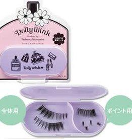 Koji Koji Dolly Wink 假睫毛收納盒 紫色