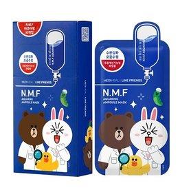 Mediheal Mediheal x Line Friends NMF保濕面膜盒裝