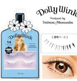 Koji Koji Dolly Wink 假睫毛 No.14