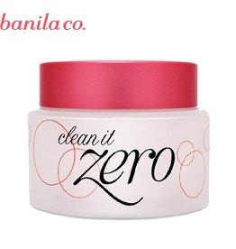 Banila Clean It Zero 皇牌保濕卸妝凝霜100ml