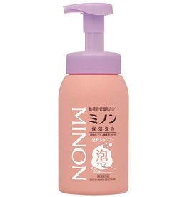 MINON Minon 氨基酸保濕沐浴露500ml