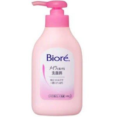 Biore Biore 卸妝洗顏液