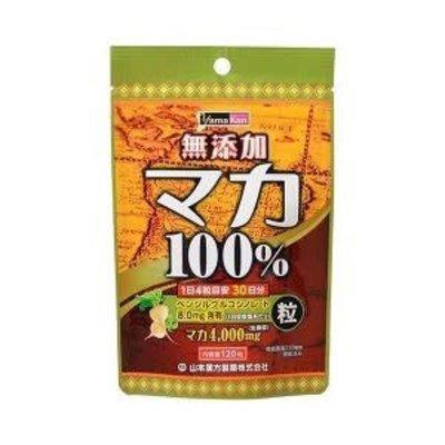 山本漢方無添加酵素粒 ( 120粒 )