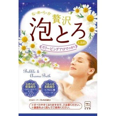 牛乳石鹸 湯物語泡澡劑 雛菊味