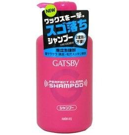 Gatsby 髮腊專用酷涼洗髮精