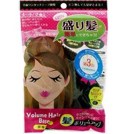 盛り髪DIY蓬鬆浪漫公主頭‧髮造型小道具