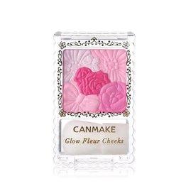Canmake Canmake 花漾瑰麗腮紅(08紫紅莓色)