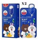 Mediheal Black Friday Sale: Line Friends NMF保濕面膜盒裝 X2