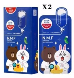 Mediheal Black Friday Sale: Line Friends NMF保濕面膜盒裝 X2