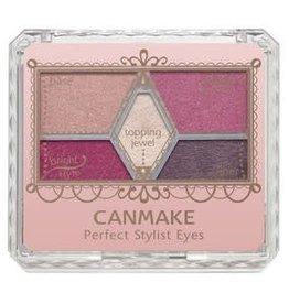 Canmake Canmake 完美高效眼影 14號 珠光玫紅色