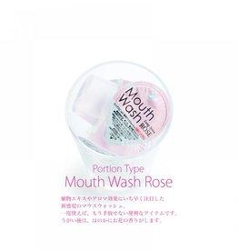 Mouth Wash 玫瑰香漱口水一個入