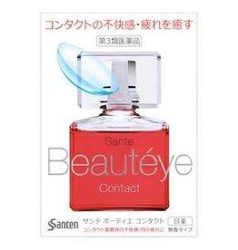 Santen Santen Beauteye 止癢抗疲護角膜玫瑰眼藥水 美瞳專用