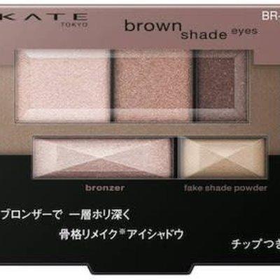 Kate Kate 骨幹五色眼影 最新版 BR-3