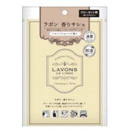 Lavons 可懸掛除臭香薰片 室內車內可用 香檳月亮香