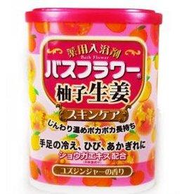 柚子生薑藥用入浴劑 680G