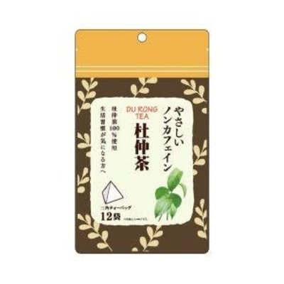 溫和無咖啡因杜仲茶 5G*12袋