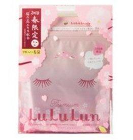 Lululun Lululun 限定櫻花補水保濕面膜7枚