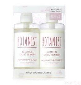 Botanist Botanist 櫻花限定洗髮水護髮素套裝 清爽型