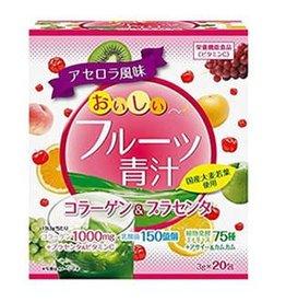 Yuwa 水果青汁 20包