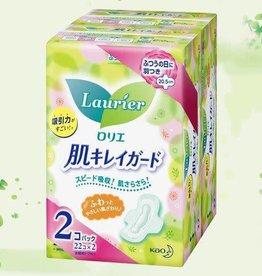花王樂兒雅日用衛生巾套裝 22枚*2