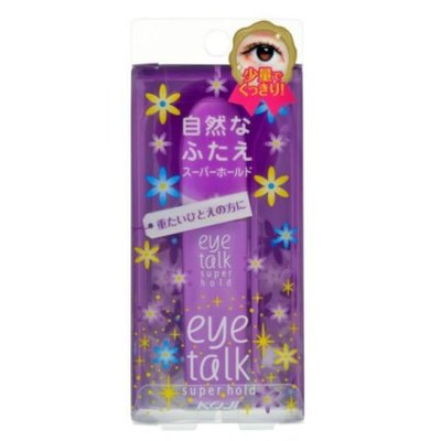 Koji Koji Eye Talk 雙眼皮黏著劑 8Ml 最新超強版本