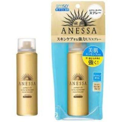 Shiseido Anessa安耐曬金瓶防水型防曬噴霧60G SPF50+ PA++++