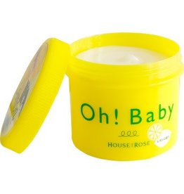 Oh!Baby House Of Rose身體去角質磨砂膏(檸檬限定)