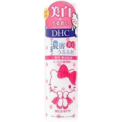DHC DHC 濃密藥用美白乳液 Hello KItty限定版 180ML
