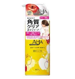 Aha 果酸深層清潔可卸身體防曬400ML 乾燥敏感肌適用