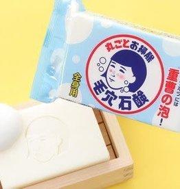 石澤研究所 去角質去死皮肥皂 155G