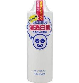 石澤研究所 透明白肌美白化妝水 400ML