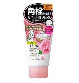 BCL Tsururi 去黑頭深層清潔洗面奶 玫瑰香