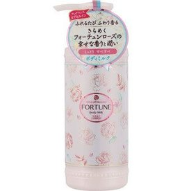 Fortune 玫瑰香氛身體乳 淡香水味