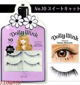 Koji Dolly Wink 假睫毛 No.10