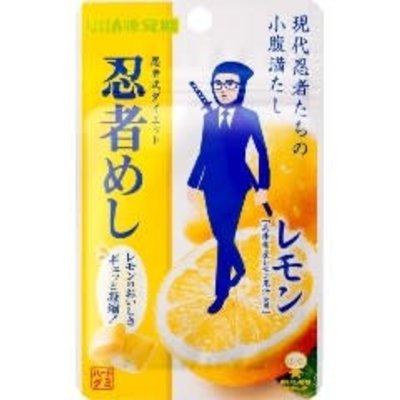 味覺糖 忍者檸檬味糖