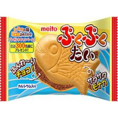 Metifo 銅鑼燒脆餅 巧克力味