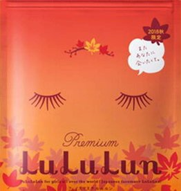 Lululun Lululun 限定秋季舒緩保濕面膜7枚