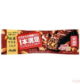 Asahi 朝日一本滿足能量棒巧克力榛果