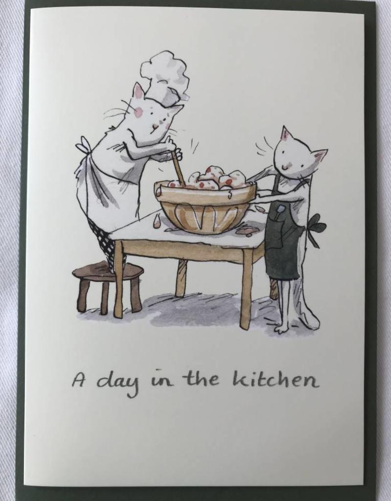 Two Bad Mice Publishers M241 A Day In The Kitchen