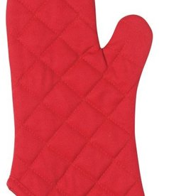 Now Designs Oven Mitt Red