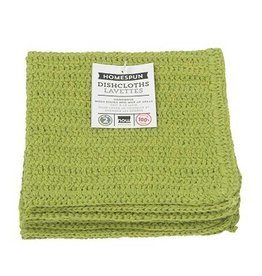 Now Designs Homespun Dishcloth s/2  Cactus