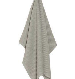 Now Designs Ripple Dishtowel Gray
