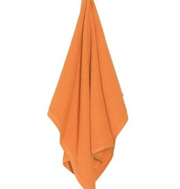 Now Designs Ripple Dishtowel Kumquat
