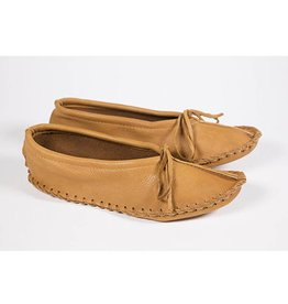 Ballet Moccasin Style Shoes Tan