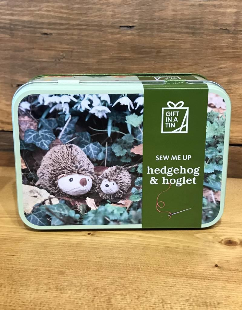 Tin - 101286 - Sew Me Up Hedgehog
